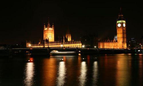 Zdjęcie ANGLIA / brak / Londyn / Duży Ben