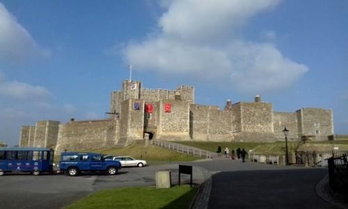 Zdjecie ANGLIA / South East / Dover / Zamek Dover