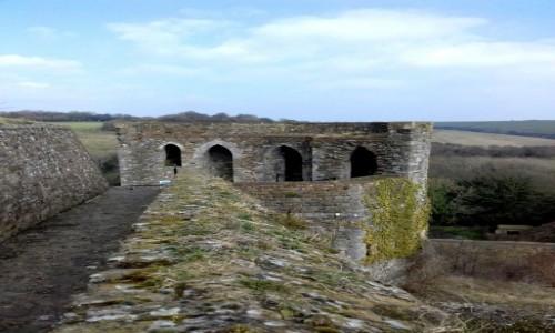Zdjecie ANGLIA / South East / Dover / Wieżyczka narożna zamku