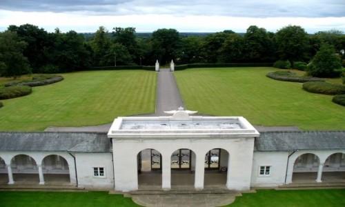 Zdjecie ANGLIA / Londyn / Runnymede / Pomnik Sił Powietrznych