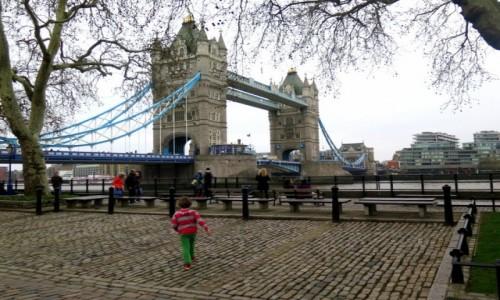 Zdjecie ANGLIA / Londyn / Londyn / Tover Bridge