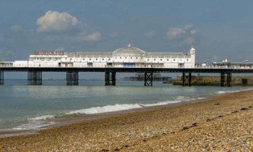 Zdjecie ANGLIA / - / Brighton / Molo w Brighton