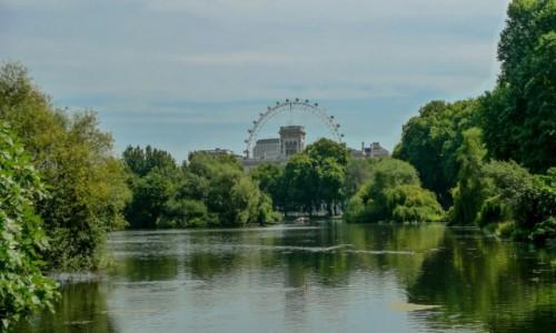 Zdjecie ANGLIA / -Londyn / Anglia / Londyn