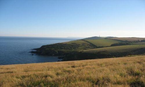 Zdjecie ANGLIA / Cornwall / Fowey / Wybrze�e Kornwa