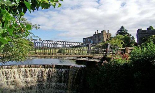 Zdjęcie ANGLIA / North Yorkshire / Ripley / Ripley Castle