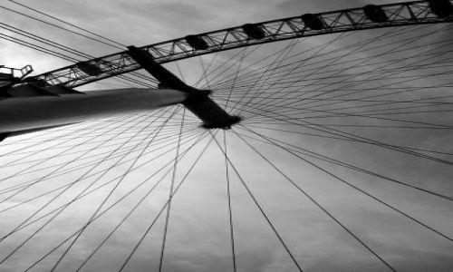 Zdjecie ANGLIA / brak / Londyn / London eye
