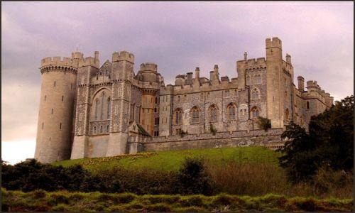 Zdjęcie ANGLIA / brak / brak / Arundel Castle