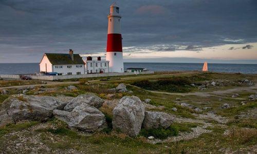 Zdjecie ANGLIA / Dorset / Portland / Portland Lighthouse