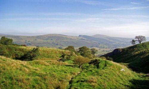 Zdjęcie ANGLIA / Derbyshire / Peak District / Baxton