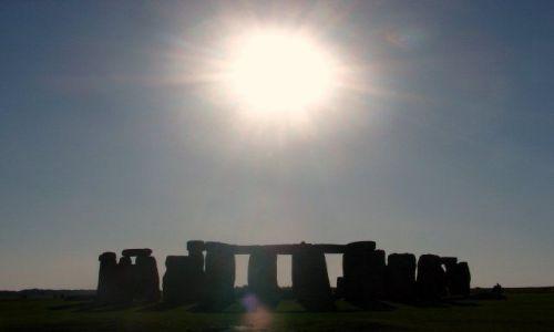 Zdjecie ANGLIA / South West / Wiltshire / Słoneczne Stonehenge