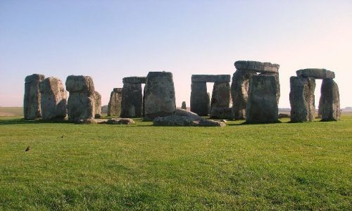 Zdjecie ANGLIA / South West / Wiltshire / Stonehenge