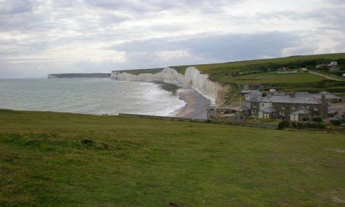 Zdjęcie ANGLIA / East Sussex / Eastbourne / Eastbourne - perła Albionu