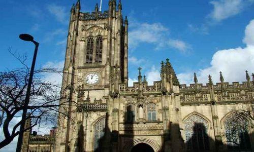 Zdjecie ANGLIA / menchester / menchester / katedra