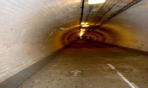 Zdjecie ANGLIA / London /  Grennwich  / Tunel