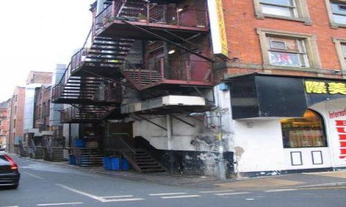 Zdjecie ANGLIA / brak / Manchester / Chinatown - Manchester