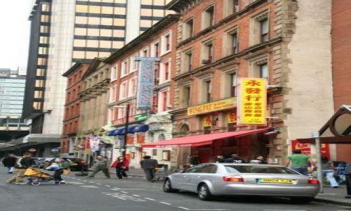 Zdjecie ANGLIA / brak / Manchester / Chinatown - Man