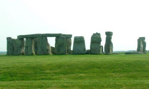 Zdjecie ANGLIA / brak / Równina Salisbury / Stonehenge