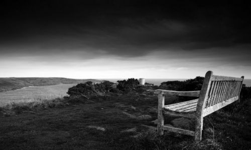 Zdjęcie ANGLIA / Devon / Bolt head / Salcombe / Punkt widokowy - Bolt Head
