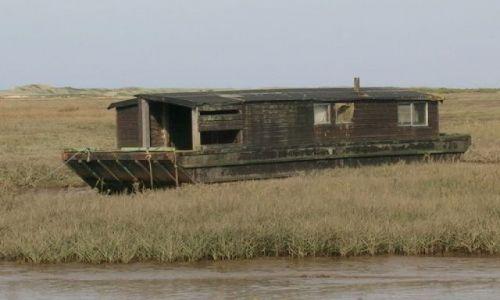 Zdjecie ANGLIA / Norfolk / okolice Cromer / arka Noego?