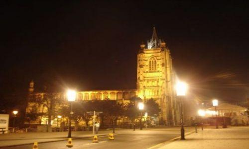 Zdjęcie ANGLIA / Norfolk / Norwich / Norwich nocą