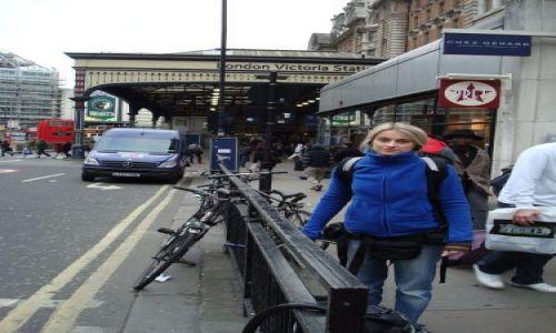 Zdjecie ANGLIA / brak / Londyn / Z plecakiem przez swiat