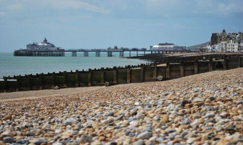 Zdjecie ANGLIA / East Sussex / Eastbourne / Molo