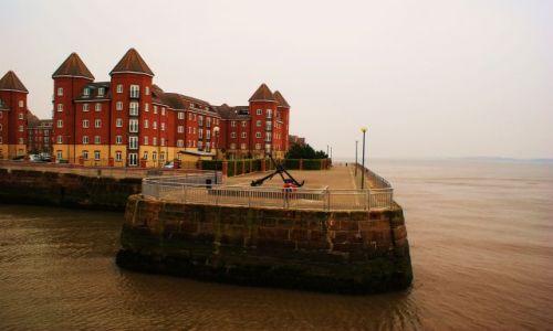 Zdjecie ANGLIA / Liverpool / Doki Alberta / Nabrzeże portowe Liverpool