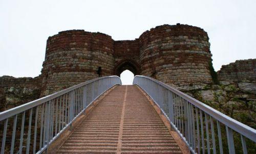 Zdjęcie ANGLIA / Cheshire / Beeston castle / Beeston castle