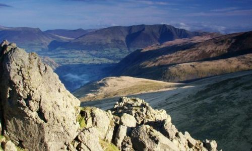 ANGLIA / Cumbria / Lake District / wrzesniowy wypad