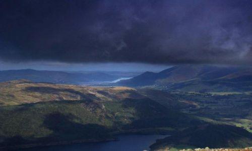 Zdjęcie ANGLIA / Cumbria / Lake District / niespodzianka