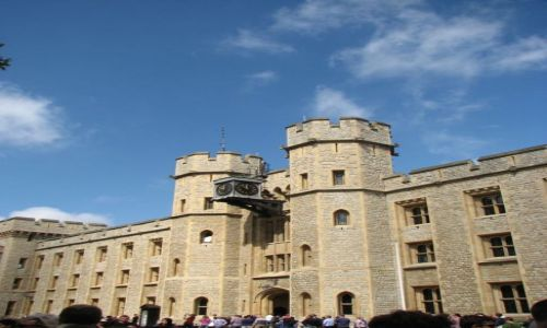 Zdjecie ANGLIA / Londyn / The Tower / The Tower of London