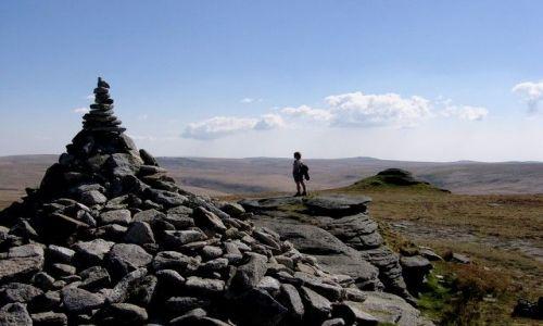 Zdjęcie ANGLIA / Devon / Dartmoor / Dartmoor