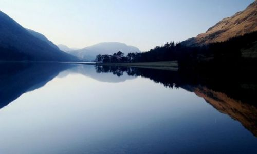 Zdjęcie ANGLIA / Lake District / okolice Buttermere / szukajcie a znajdziecie  !!! :))