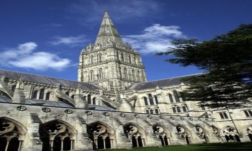 ANGLIA / Wiltshire / Salisbury / Salisbury Cathedral