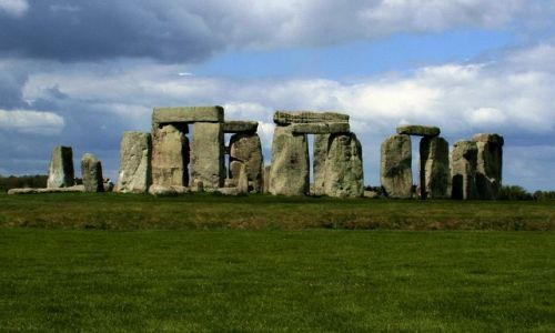 Zdjęcie ANGLIA / Wiltshire / Stonehenge / Stonehenge