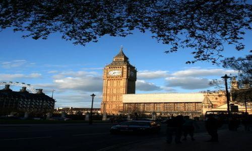 Zdjęcie ANGLIA / - / Londyn / Big Ben