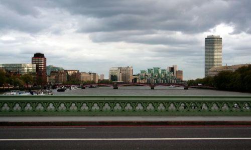 ANGLIA / - / Londyn / Widok z Mostu Westminsterskiego