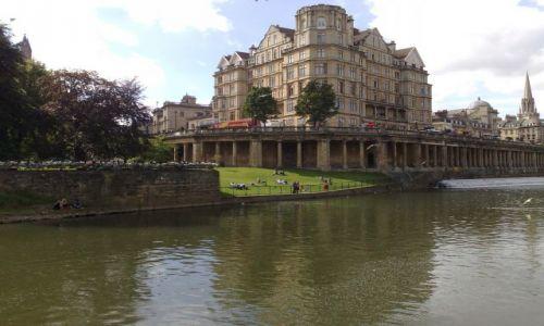Zdjęcie ANGLIA / Pd-Zach Anglia / Bath / Dobre miejsce na odpoczynek