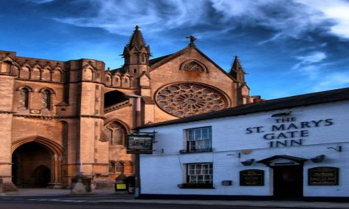 Zdjęcie ANGLIA / West Sussex / Arundel / St.Mary's Gate Inn