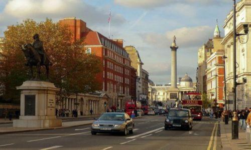 Zdjecie ANGLIA / Westminster / Londyn / Whitehall