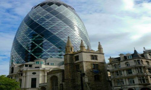 Zdjecie ANGLIA / City / Londyn / Londyn stary i nowy