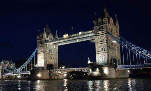 Zdjecie ANGLIA / - / Londyn / Tower Bridge