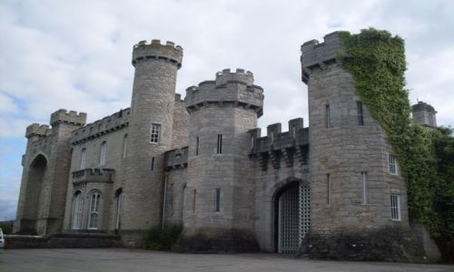 Zdjecie ANGLIA / - / Bodelwyddam / castle