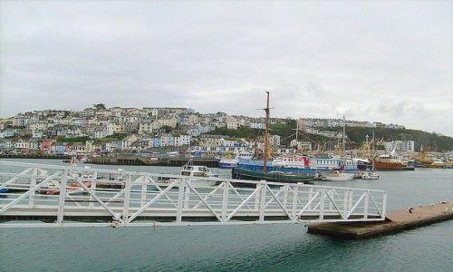 Zdjęcie ANGLIA / Południowy Dewon / Brixham / Port