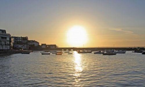 Zdjęcie ANGLIA / Cornwall / St Ives / zachód słońca