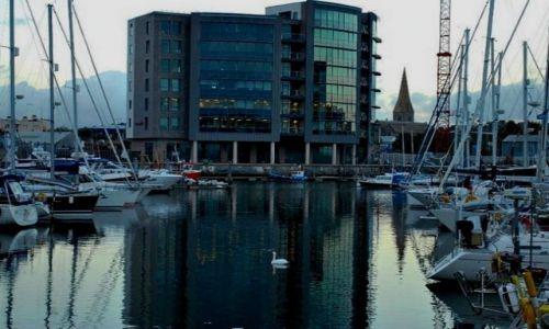 Zdjęcie ANGLIA / Devon / Plymouth / Port