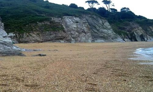 Zdjęcie ANGLIA / Devon / Blackpool Sand / Wspomnienia...