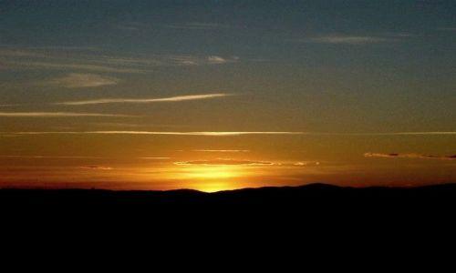 Zdjecie ANGLIA / Cornwall / Downderry / lubimy zachody słońca ;)
