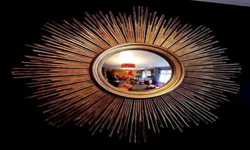 Zdjęcie ANGLIA / Devon / The New Angel (coctail lunch) / lustrzane odbicie