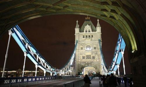 Zdjęcie ANGLIA / - / Londyn / Nocne widoki